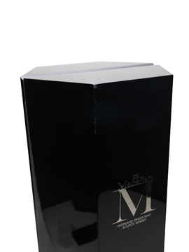 Macallan M Lalique Decanter 1824 Series - 2016 Release 70cl / 45%