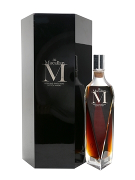Macallan M Lalique Decanter