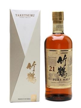 Taketsuru Pure Malt 21 Year Old