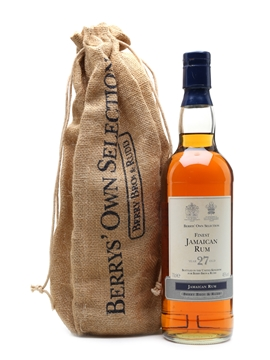 Berry Bros 27 Year Old Jamaican Rum