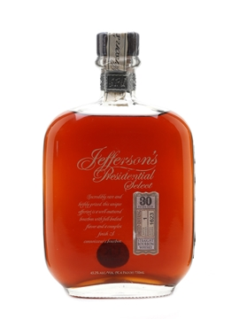 Jefferson's Presidential Select 30 Year Old