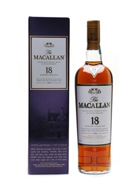 Macallan 18 Year Old