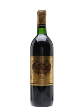 Chateau Batailley 1990