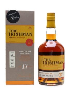 The Irishman 2000 Single Cask