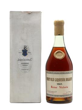 Jules Gilson 1865 Very Old Liqueur Brandy