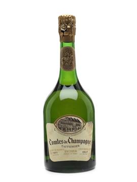 Taittinger 1971 Comtes De Champagne