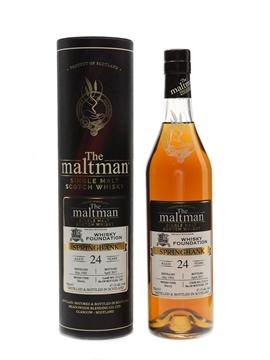 Springbank 1992 The Maltman