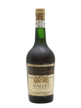 Mallet Pineau Des Charentes