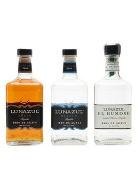 Lunazul Anejo, Blanco & El Humoso