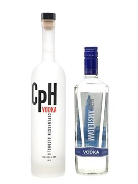 CpH & New Amsterdam Vodka
