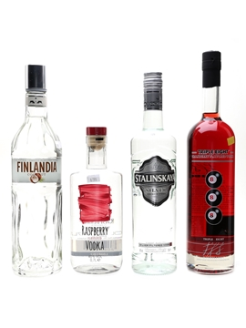 Assorted Vodka