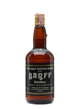 Banff 18 Year Old