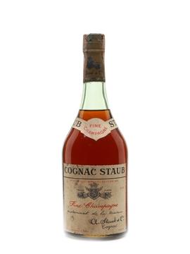 Staub Fine Champagne Cognac