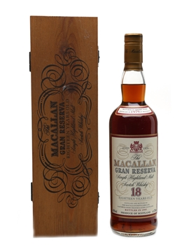Macallan 1979 Gran Reserva 18 Year Old 70cl / 40%