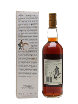 Macallan 1980 18 Year Old 75cl / 43%