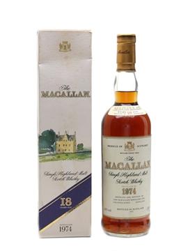 Macallan 1974