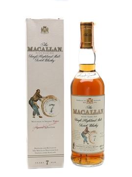 Macallan 7 Year Old