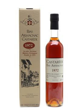 Castarede 1972 Armagnac
