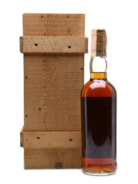 Macallan 1964 Anniversary Malt 25 Year Old - Giovinetti 75cl / 43%