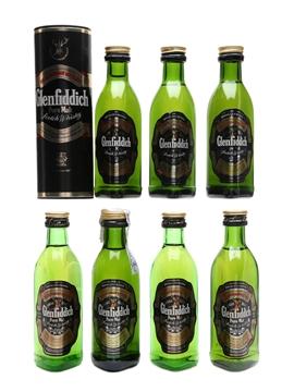 Glenfiddich Pure Malt  7 x 5cl