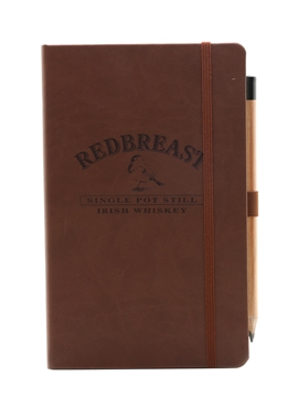 Redbreast Notepad & Pencil