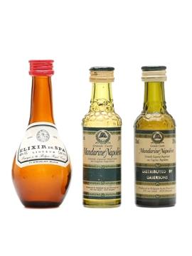 Elixir De Spa & Mandarine Napoleon  3 x 3cl-4cl