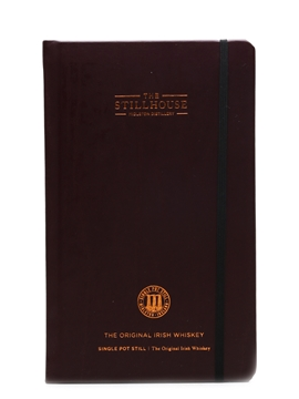 Midleton Distillery - The Stillhouse Notepad
