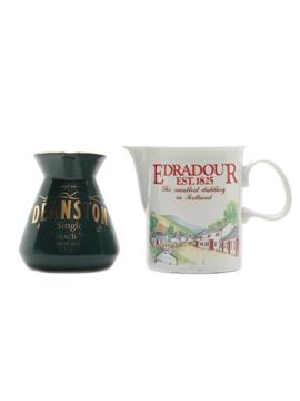 Deanston & Edradour Water Jugs