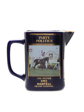 Martell Grand National Water Jug