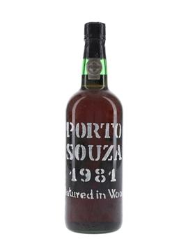 Souza 1981 Colheita Port