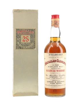 Macallan Glenlivet 25 Year Old