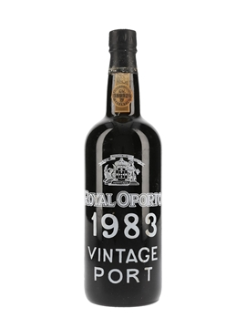 Royal Oporto 1983 Vintage Port