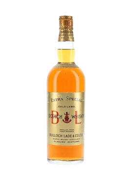 Bulloch Lade's Extra Special Gold Label Spring Cap