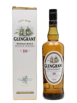 Glen Grant 10 Year Old