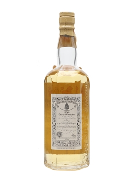 Booth's Finest Dry Gin Bottled 1950s 75cl / 40%