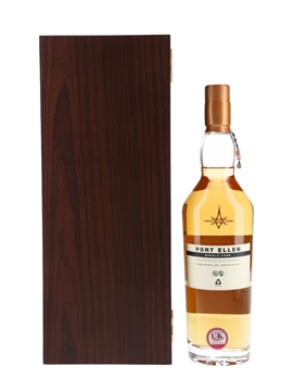 Port Ellen 1981 - Single Cask 1297 37 Year Old - Casks of Distinction 70cl / 48.9%