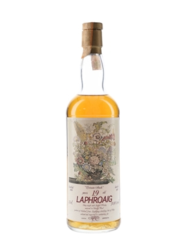 Laphroaig 1969 Private Stock 19 Year Old - Sestante for Enoteca Carato 75cl / 51.9%