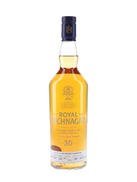 Royal Lochnagar 1988 30 Year Old - Bottle Number 1 Cask of HRH The Prince Charles, Duke of Rothesay 70cl / 52.6%