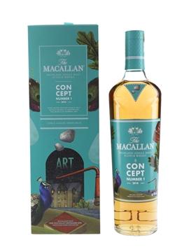 Macallan Concept Number 1