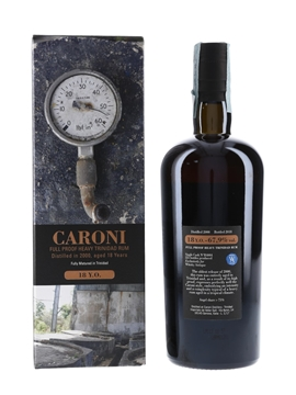 Caroni 2000 Full Proof Heavy Trinidad Rum 18 Year Old - Whisky Antique 70cl / 67.9%