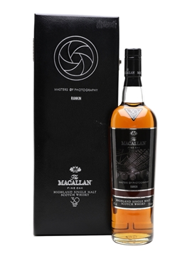 Macallan Fine Oak 30 Year Old Master Of Photography - Rankin 70cl / 43%