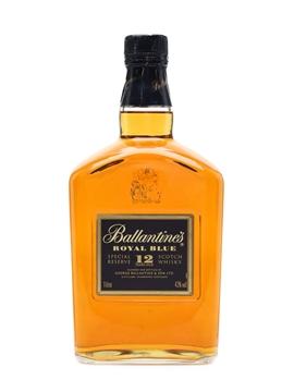 Ballantine's Royal Blue 12 Year Old