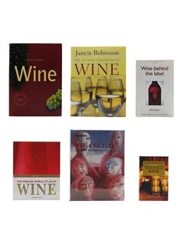 6 x Assorted Books