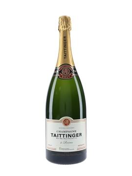 Taittinger NV BAFTA Label