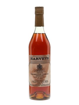 Harveys 1958 Petite Champagne Cognac
