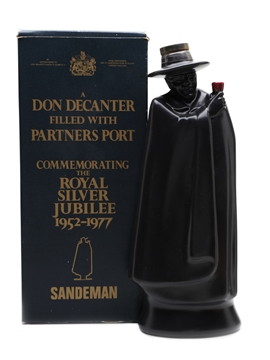Sandeman Partners Port Don Decanter