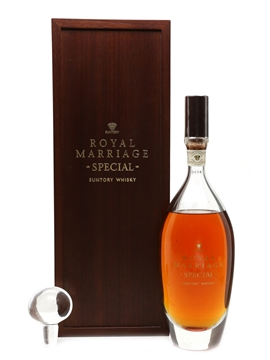 Suntory Royal Marriage 33 Year Old