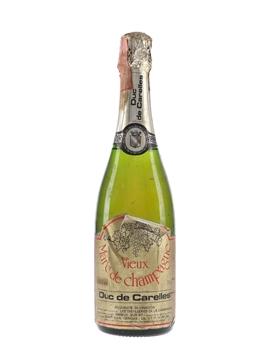 Duc De Carelles Vieux Marc De Champagne