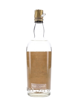 Cora Old Club Gin Bottled 1950s 75cl / 45%