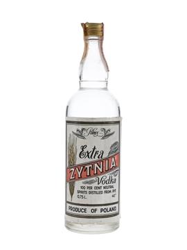 Polmos Zytnia Rye Vodka
